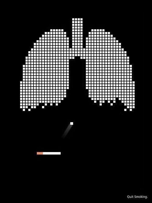 Κόψτε το τσιγάρο - Διαφημιστική εκστρατεία