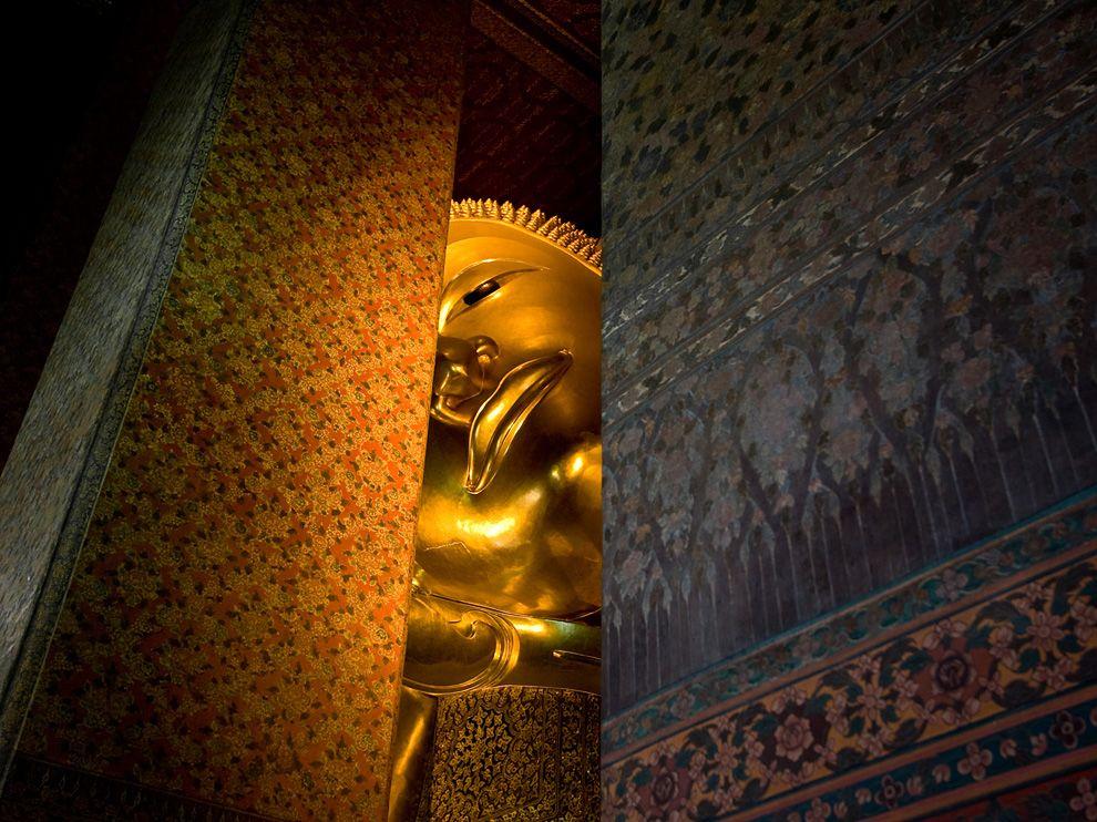 Άγαλμα του Βούδα στην Ταιλάνδη