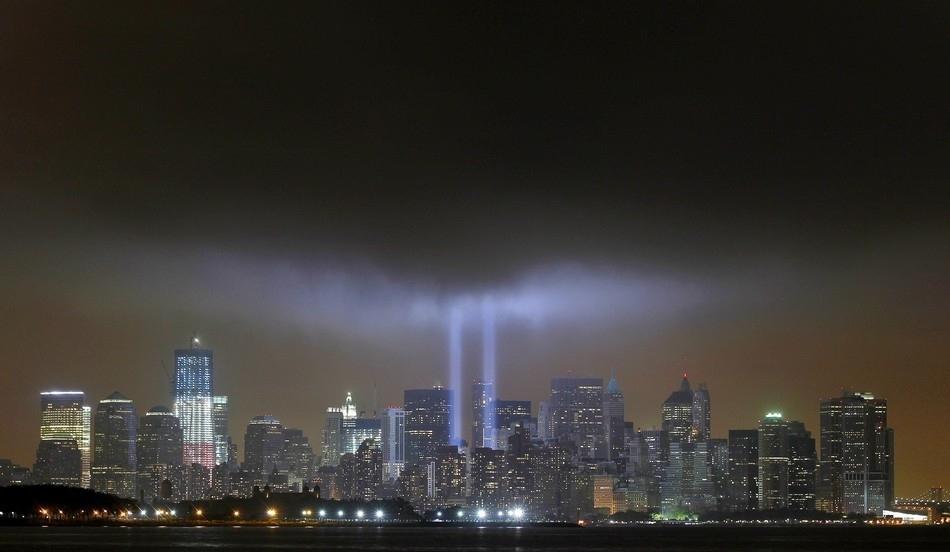Εκδηλώσεις από την επέτειο της 9/11