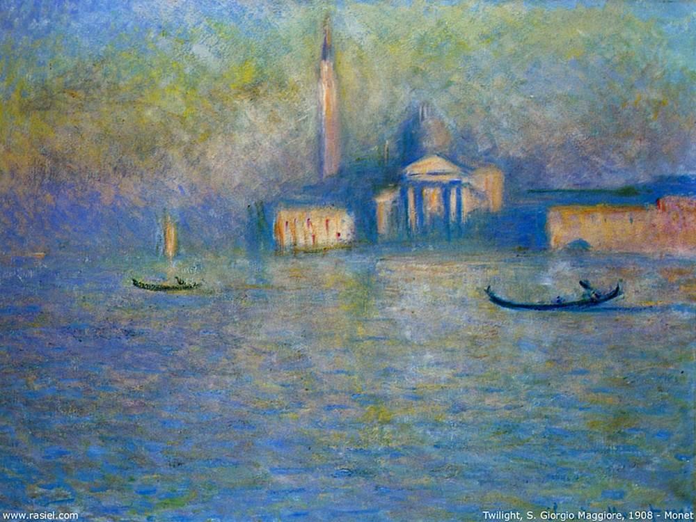 San Giorgio Maggiore at Dusk (1908)