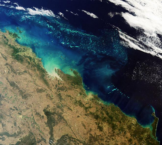 Όμορφες εικόνες της γης από το διάστημα