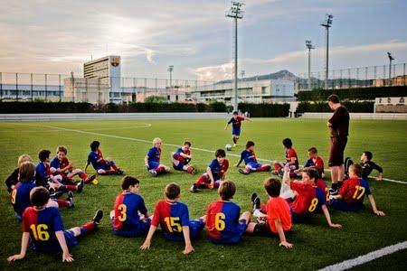 Ποδόσφαιρο: Φύση ή ανατροφή ;