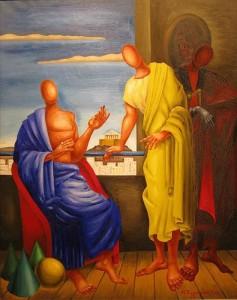 Σωκράτης και Πλάτων