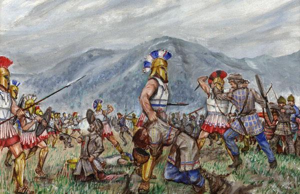 diaforetiko.gr : thermopylae Τα 5 ανεξήγητα φαινόμενα της μάχης του Μαραθώνα!
