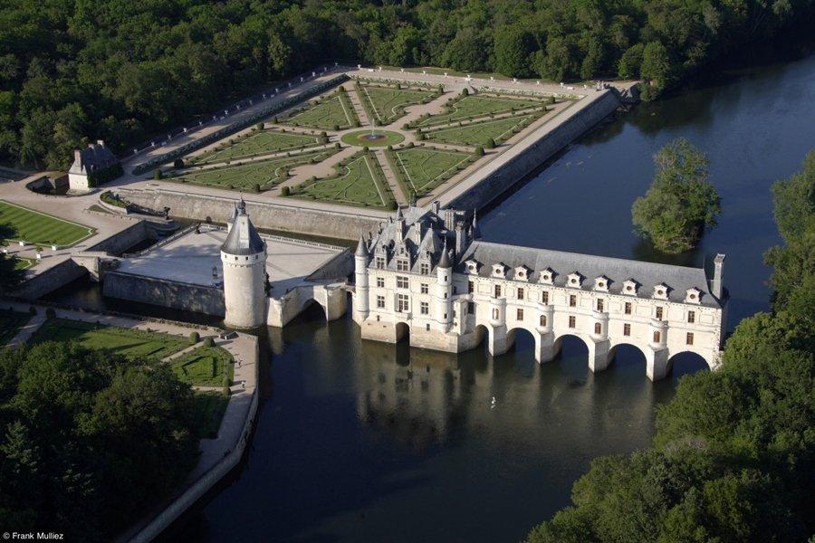 Κάστρο Chenonceau