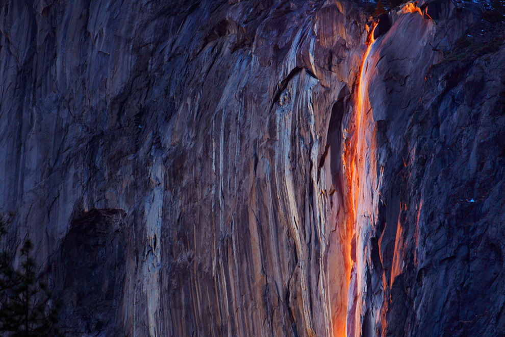Yosemite National Park στην Καλιφόρνια