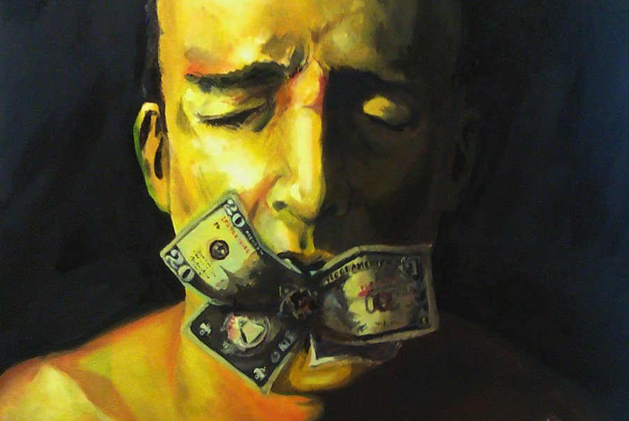 eating_money_by_harveyartifex-d2yxd76