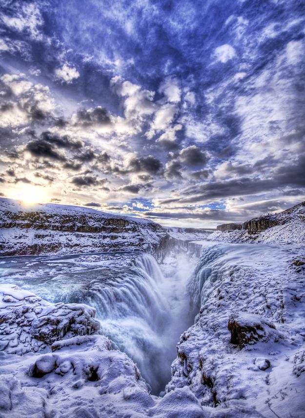Gullfoss – Ισλανδια