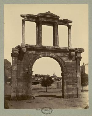 Η Πύλη του Ανδριανού