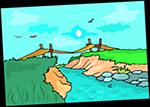 bridge-clipart
