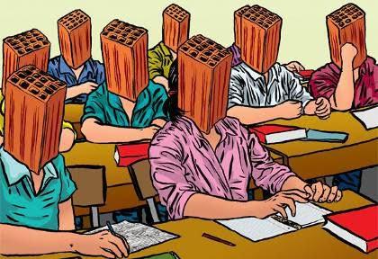 Αποτέλεσμα εικόνας για μαθητες τουβλα