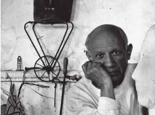 Pablo Picasso - Ζωγραφίζω όπως αναπνέω