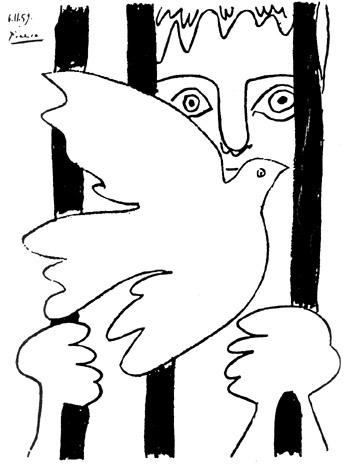 Pablo Picasso - Ελευθερία