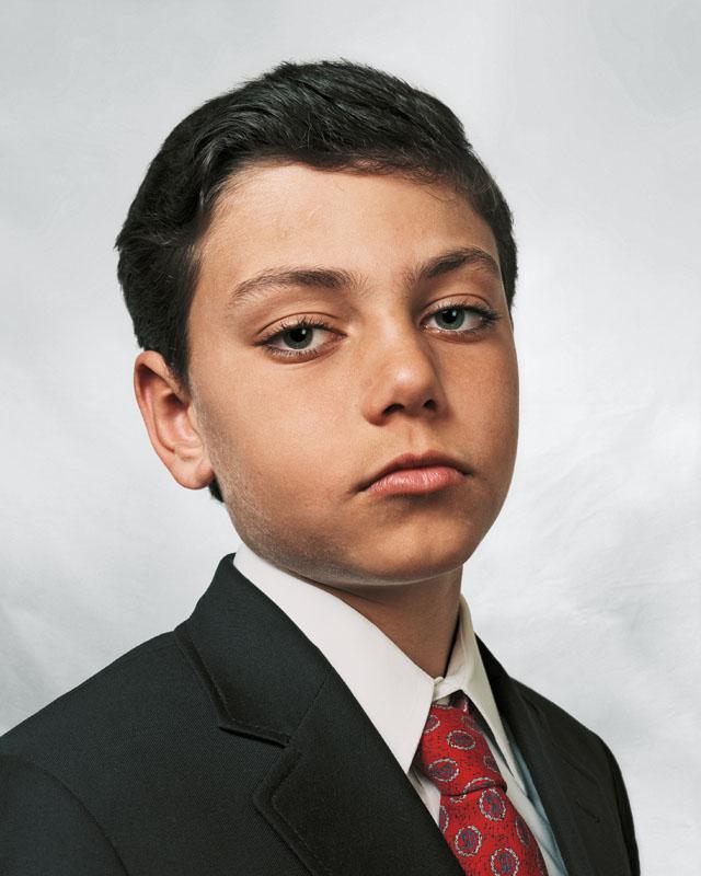 Jaime, 9, Νέα Υόρκη, ΗΠΑ