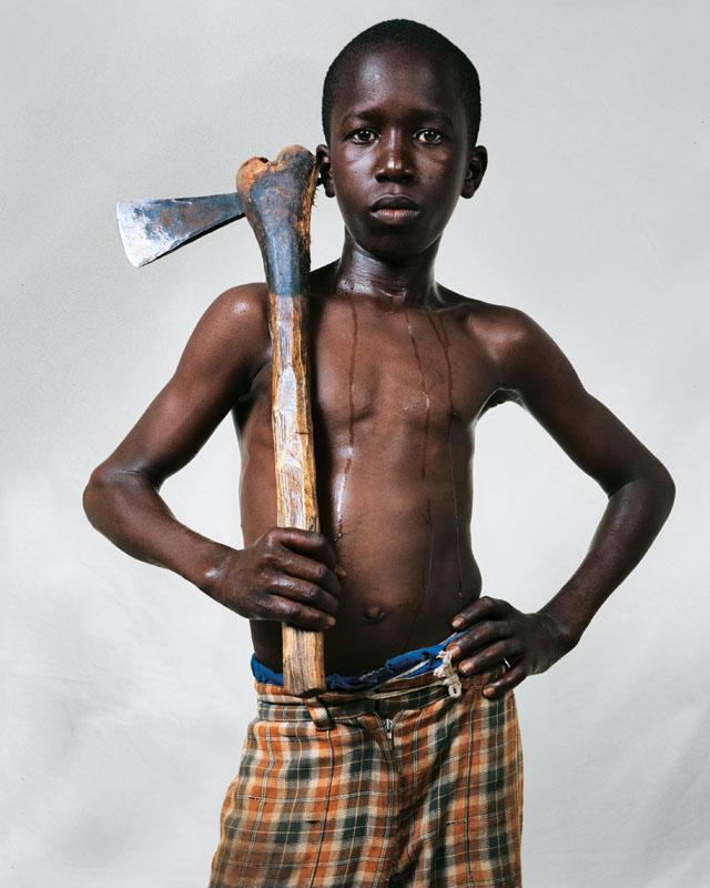 Lamine, 12, Σενεγάλη
