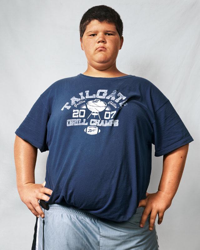Ryan, 13, Βόρεια Καρολίνα, ΗΠΑ