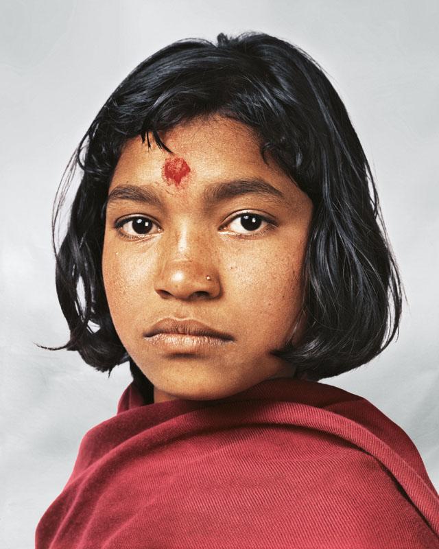 Prena, 14, Κατμαντού, Νεπάλ
