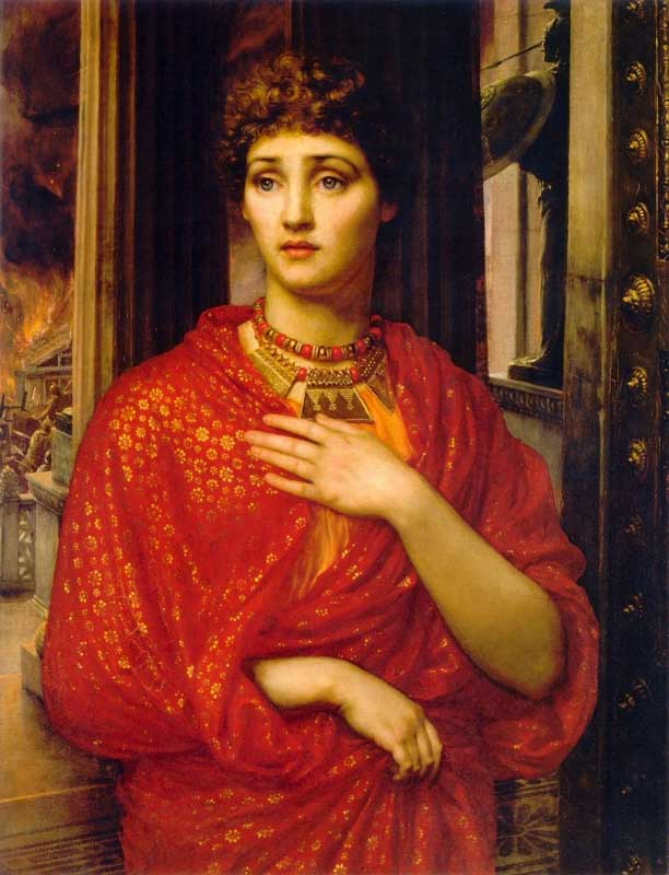 By Sir Edward Poynter - 1881