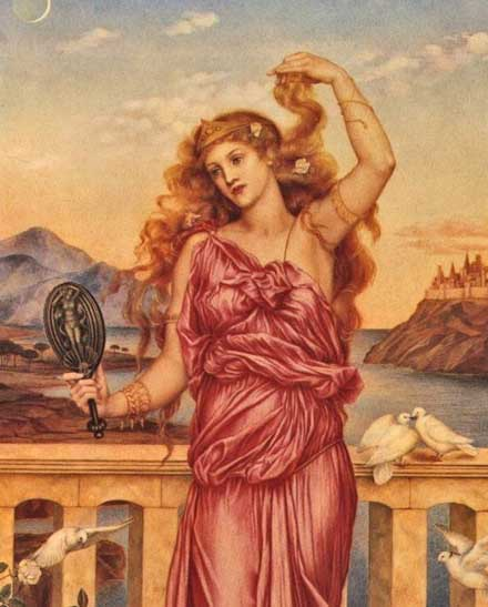 1898 Evelyn de Morgan