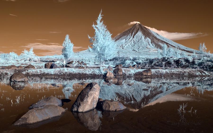 υπέρυθρη φωτογραφία με το Infrared (IR)