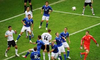 Germany v Italy - Uefa Euro 2012 semi-final