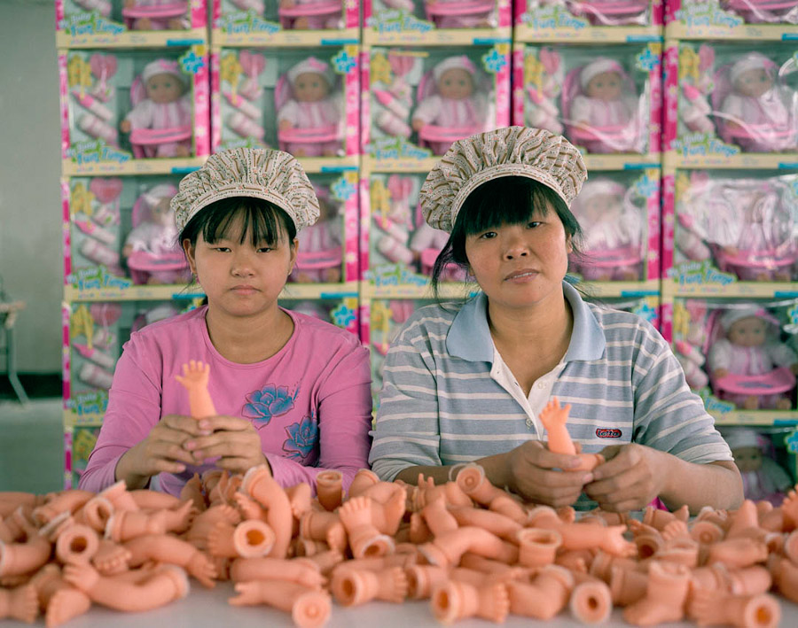 τα πορτρέτα των εργατών