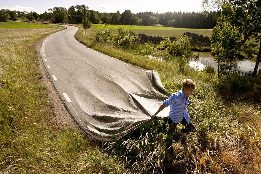 στρώστε τον δικό σας δρόμο