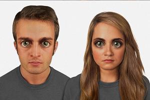 Πως θα είναι το ανθρώπινο πρόσωπο σε 100,000 χρόνια