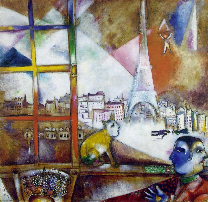 Paris Through My Window