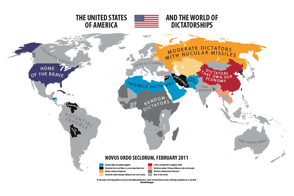 world-dictatorships-according-to-the-us