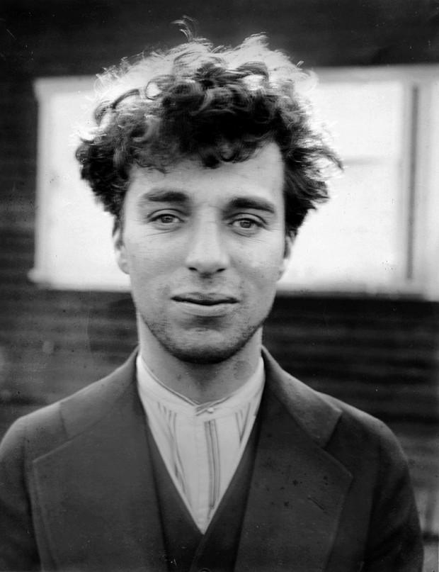 Τσάρλι Τσάπλιν 1916, σε ηλικία 27 ετών.
