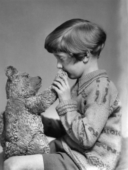 Winnie the Pooh και Κρίστοφερ Ρόμπιν, 1927.