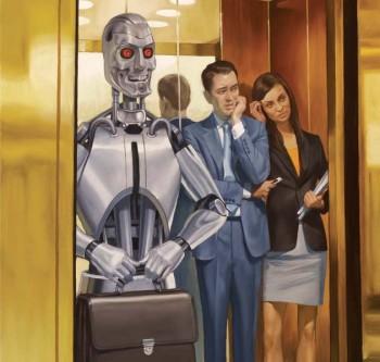 Εργαζόμενος ρομπότ