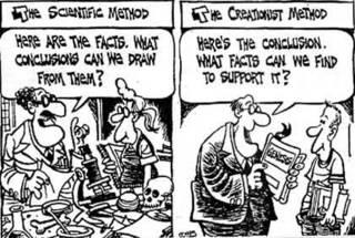 Δημιουργισμός εναντίον Επιστήμης