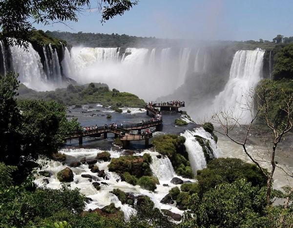 Καταρράκτες Ιγκουαζού, Φοζ ντο Ιγκουαζού, Βραζιλία