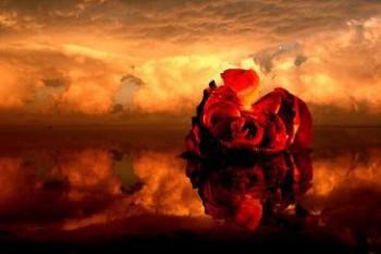 """""""Η ζωή είναι ένα λουλούδι κι ο έρωτας το μέλι του."""""""