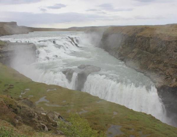 Γκούλφος, Ρέγιαβικ, Ισλανδία