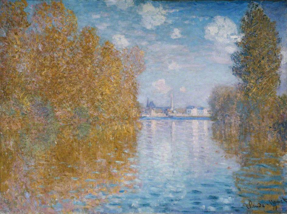 Claude Oscar Monet - 1873