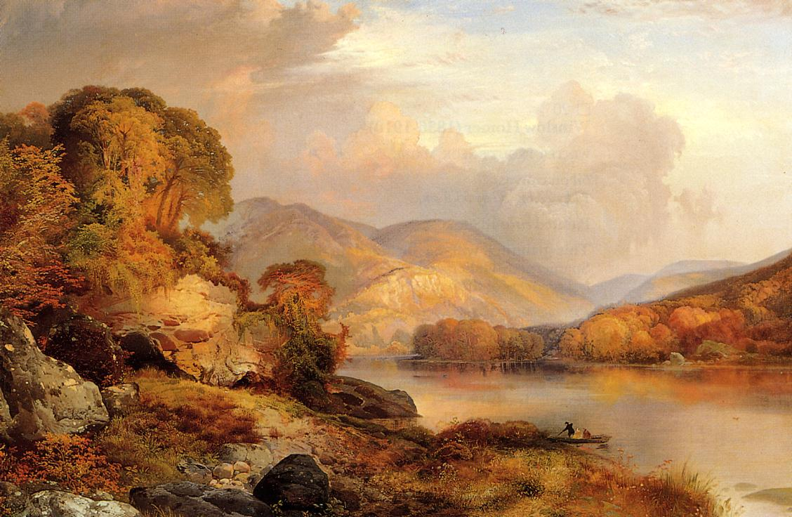 Thomas Moran - circa 1867