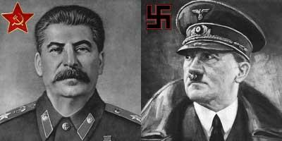 Χίτλερ vs Στάλιν