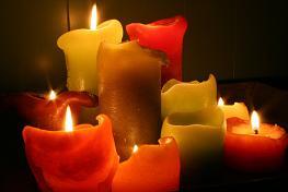 Κεριά - Διδακτική ιστορία - Όλοι μας μπορούμε να δώσουμε λίγο φως στον κόσμο