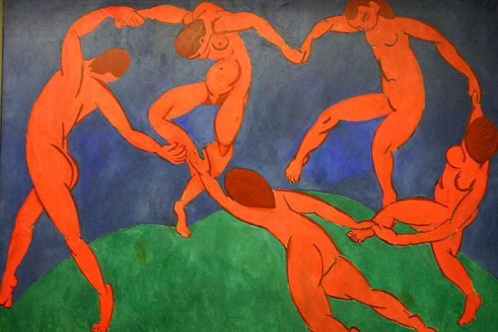 Χορός - Matisse