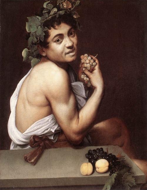 Αν όλοι οι άντρες έχουν αγελαδινά μάτια και σγουρά γυναικεία μαλλιά τότε ο πίνακας είναι του Caravaggio.