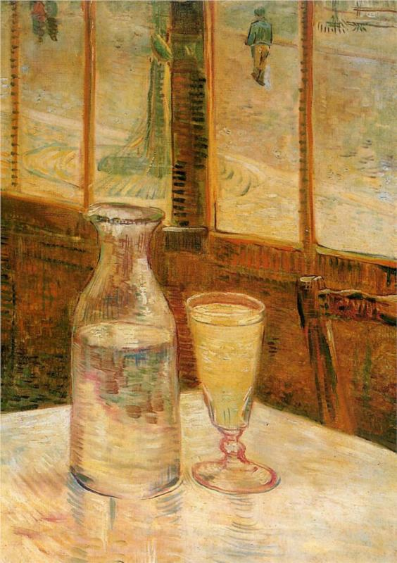 Αψέντι - Vincent van Gogh