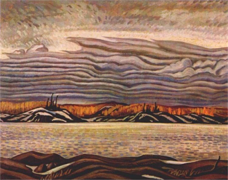 A.Y. Jackson 1935