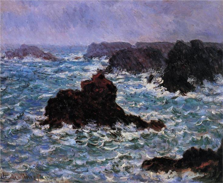 Claude Monet 1886