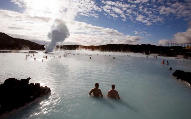 Blue Lagoon Ισλανδία