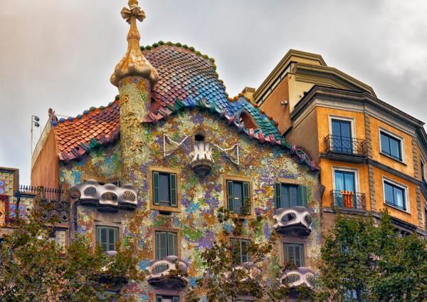 Casa Batlló- 1904