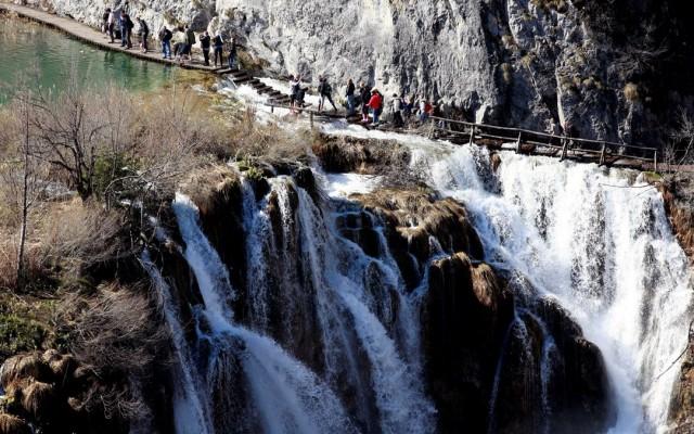 Λίμνες Plitvice Κροατία