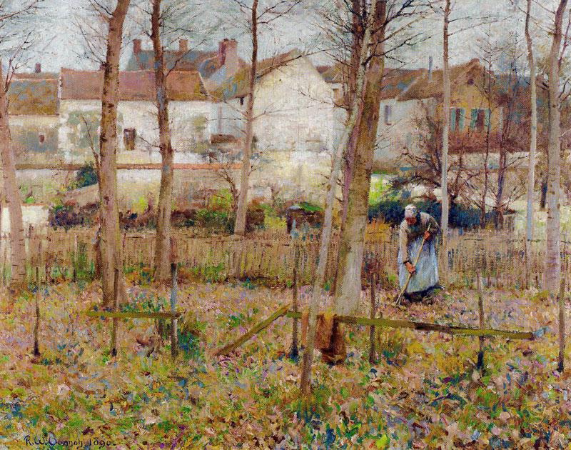 Robert Vonnoh - 1888